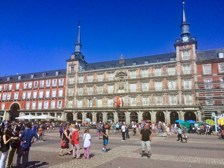 Viagem a Madrid