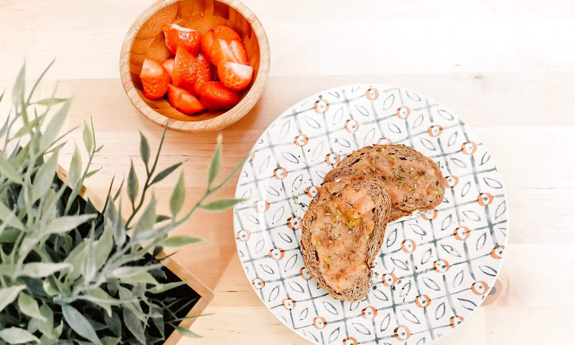 Pão com tomate espanhol © lavidaesmara