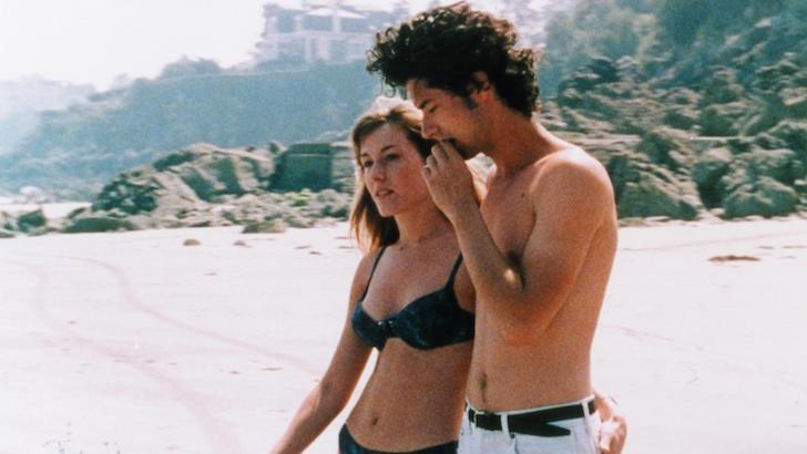 """Aurelia Nolin e Melvil Poupaud em """"Conto de Verão"""" (1996) © Big World Pictures"""