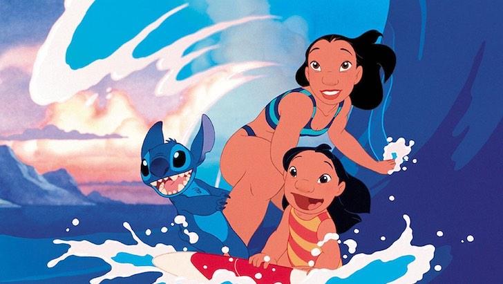 """Lilo e Stitch"" (2002) © Walt Disney Pictures"