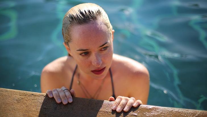 """Dakota Johnson em """"Mergulho Profundo"""""""