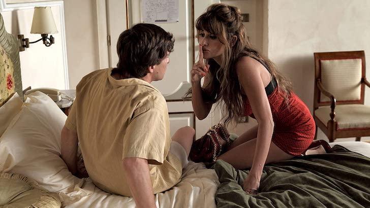 """Penélope Cruz e Alessandro Tiberi em """"Para Roma Com Amor"""" (2012) © Sony Pictures Classics"""