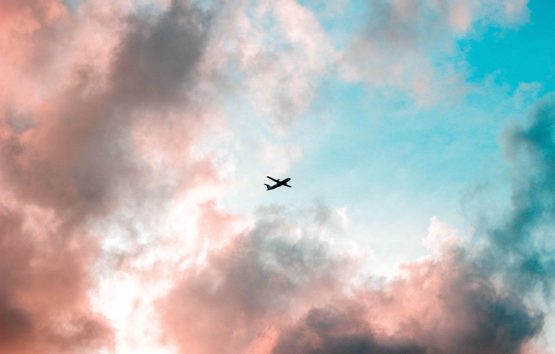 FIlmes para ver em viagens de avião © Pexels
