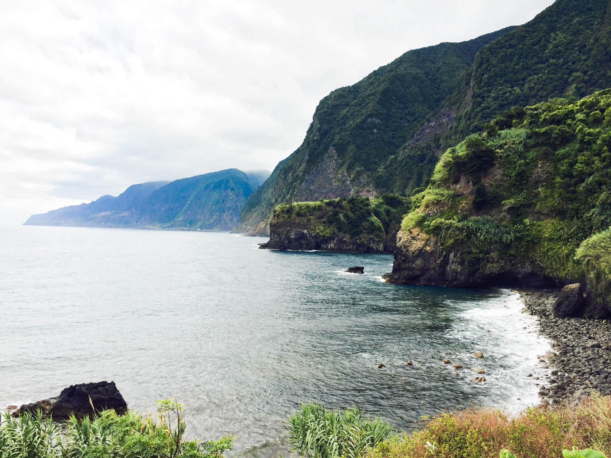 melhores praias da Madeira