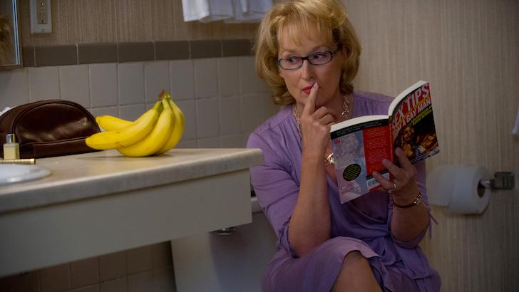 "Meryl Streep em ""Terapia a Dois"" (2012) © GHS Productions"