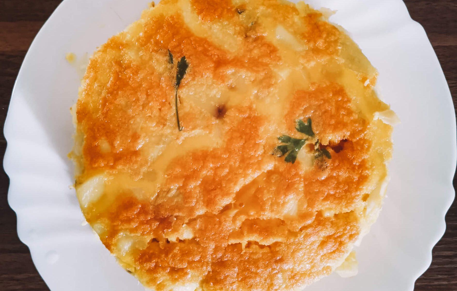 A nossa tortilha de batata espanhola © lavidaesmara
