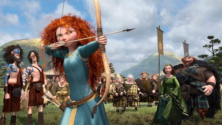 Brave - Indomável © Disney / Pixar