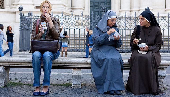 """Julia Roberts em """"Comer Orar Amar"""" (2010) © CTMG / François Duhamel"""