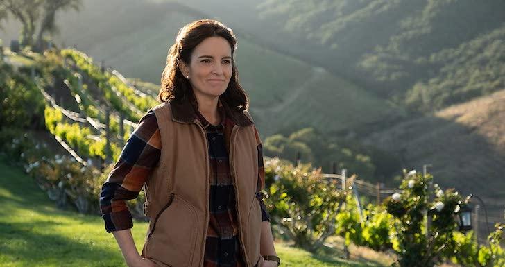 """Tina Fey em """"Entre Vinho e Vinagre"""" (2019) © Netflix"""