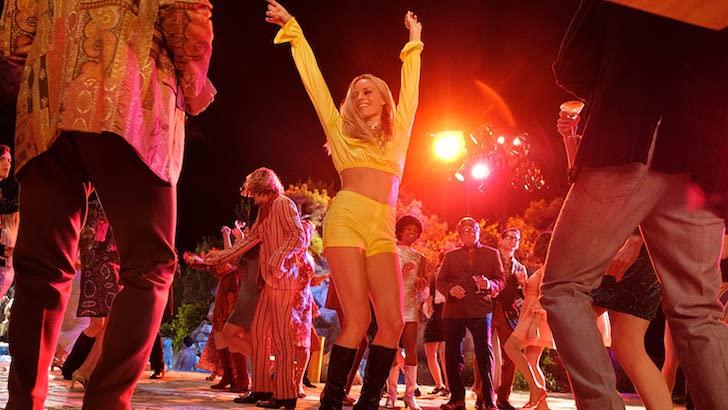 """Margot Robbie em """"Era Uma Vez em... Hollywood"""" © Sony Pictures Entertainment"""