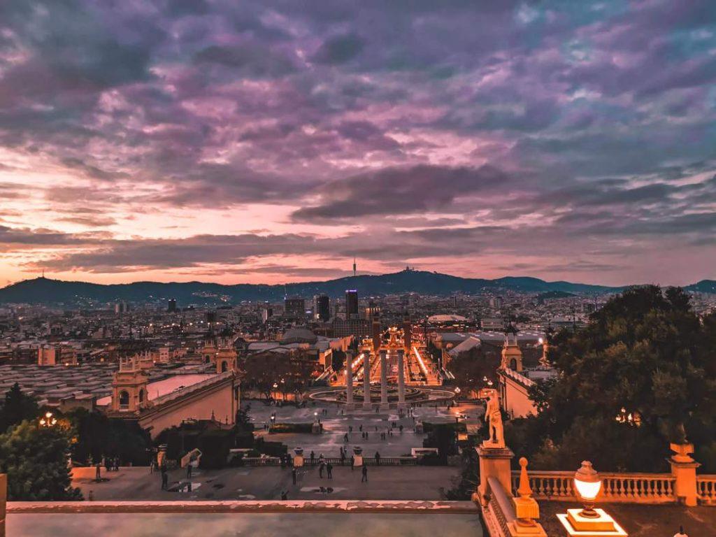 Montjuïc © lavidaesmara