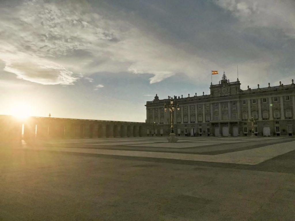 Palácio Real de Madrid © lavidaesmara