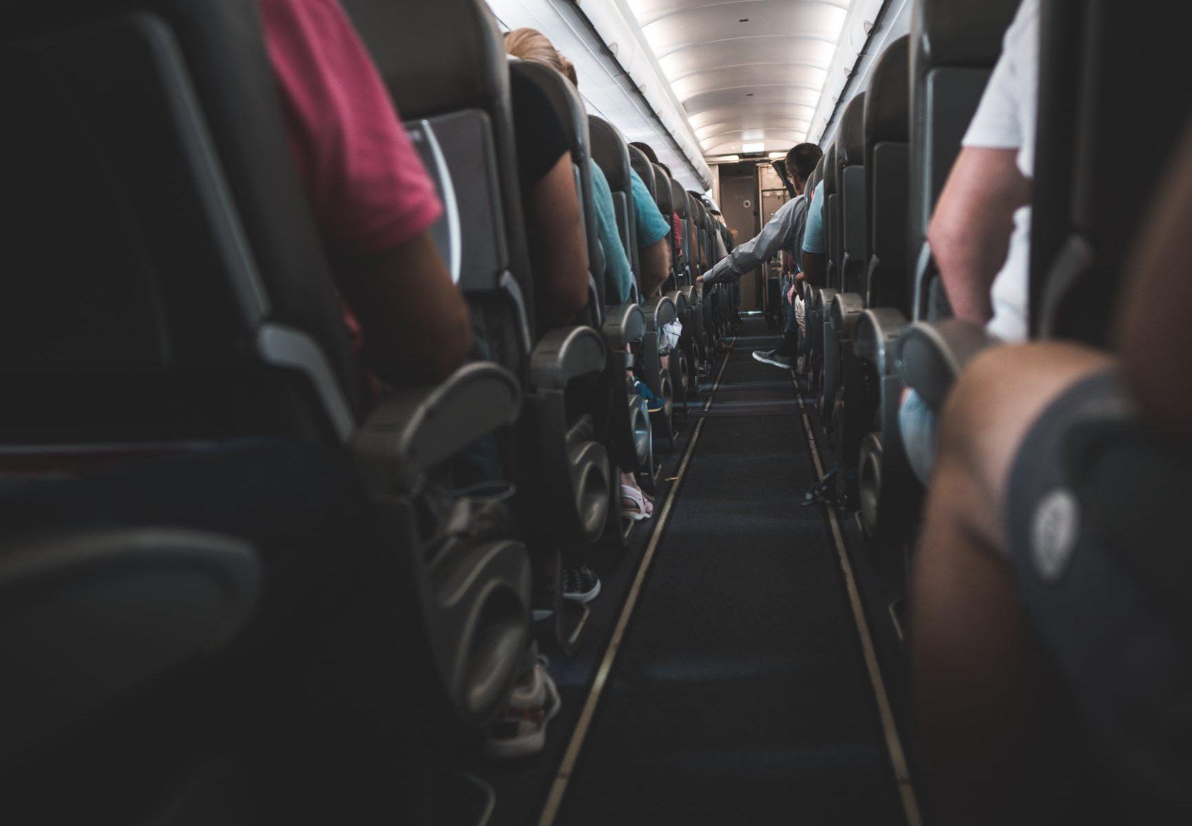 Dicas para uma longa viagem de avião © Pexels