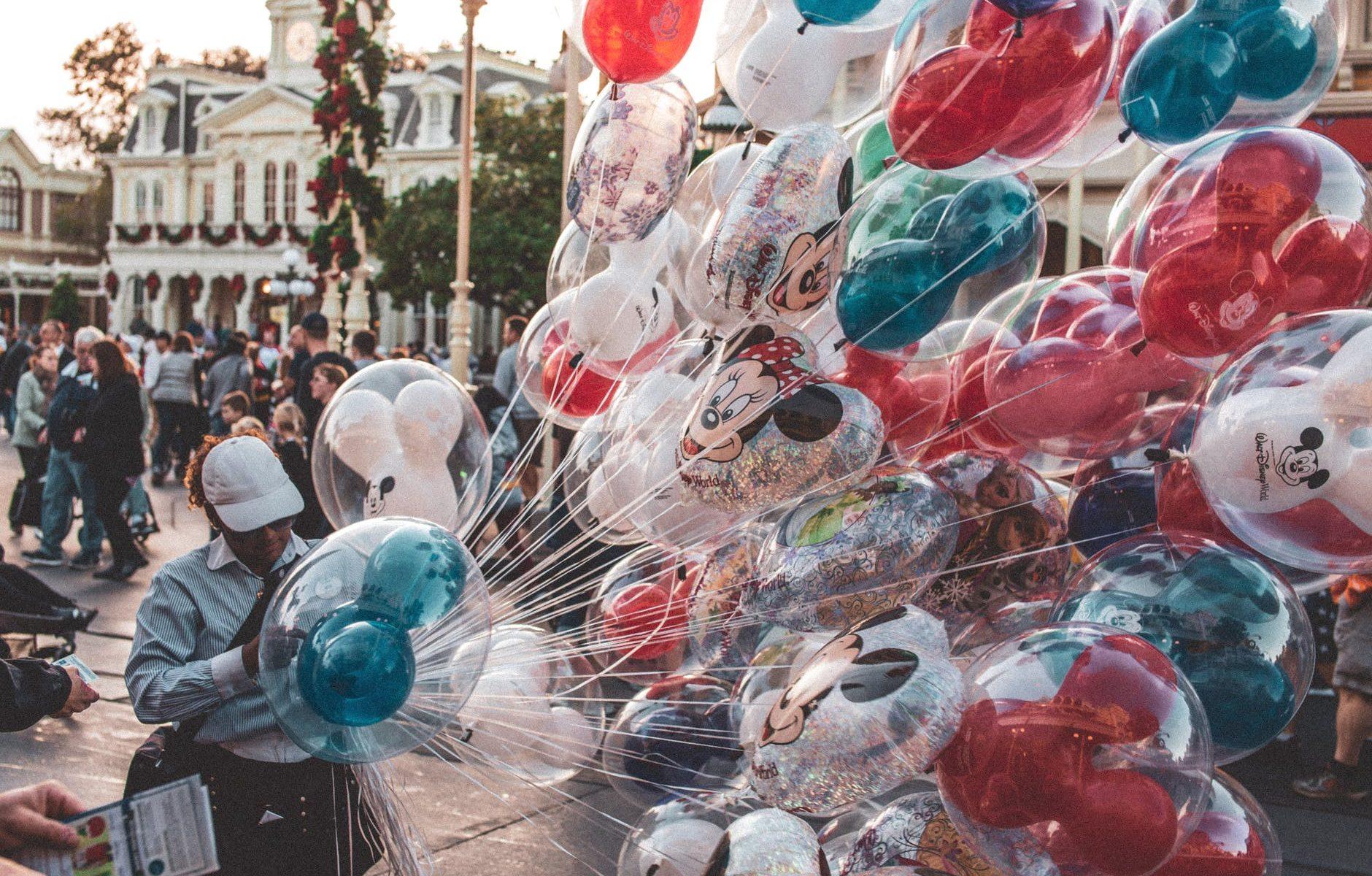 Filmes Destinos Disney © Pexels