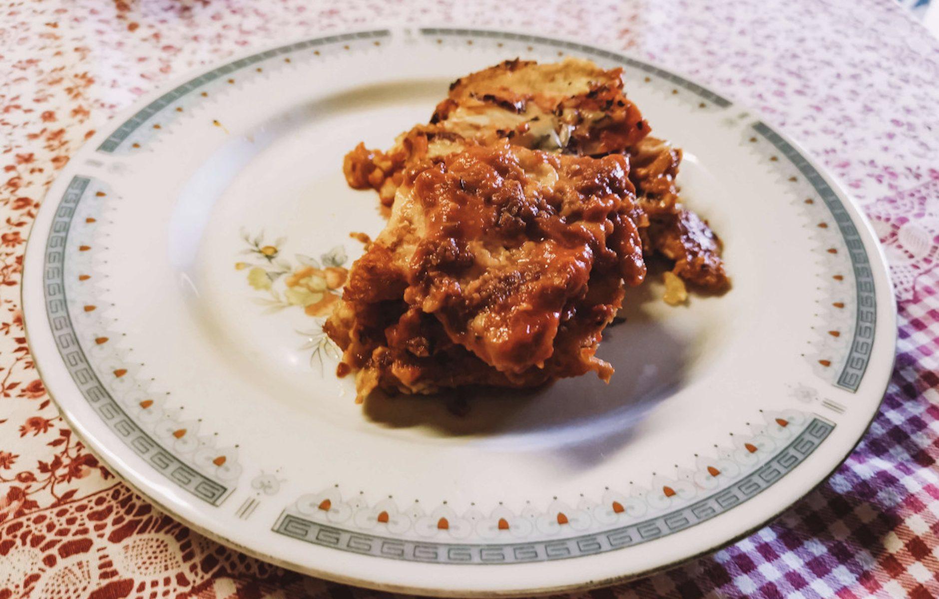Parmigiana de beringelas © lavidaesmara