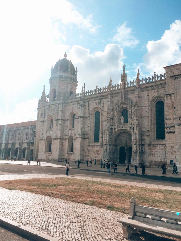 Mosteiro dos Jerónimos em Belém © lavidaesmara