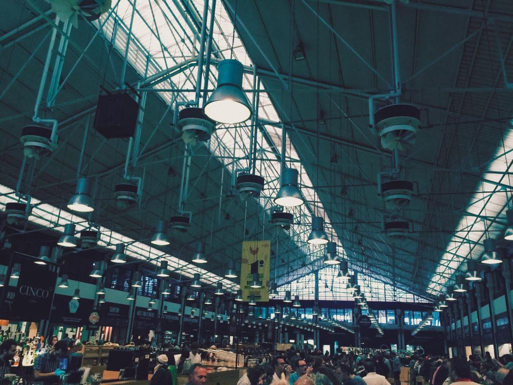 Mercado da Ribeira © lavidaesmara