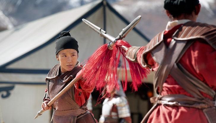 Mulan (2020) © Walt Disney Pictures