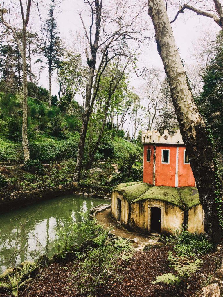 Jardins do Palácio da Pena em Sintra © lavidaesmara