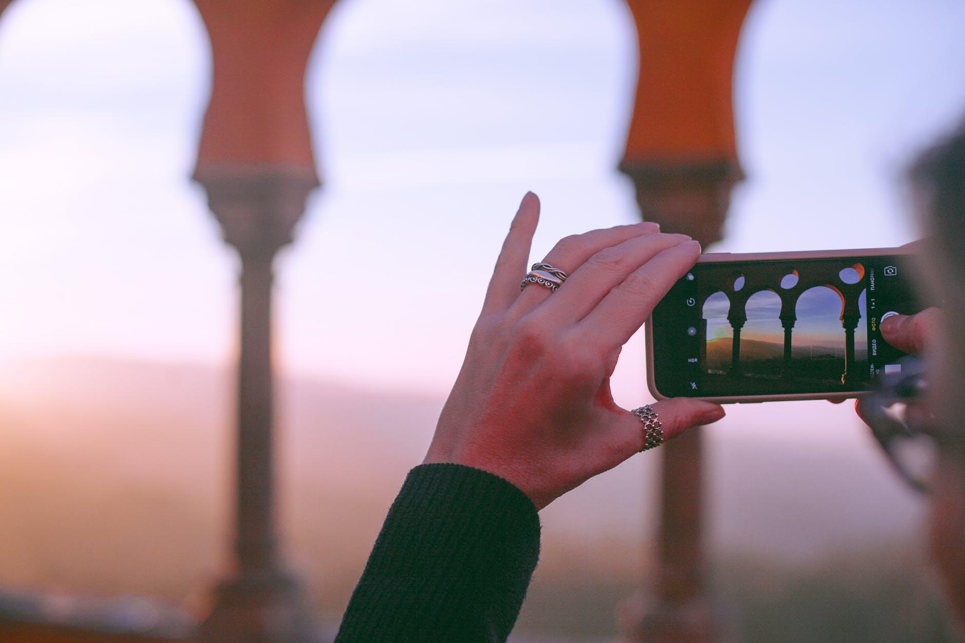 Instagrams de viagem de portugueses