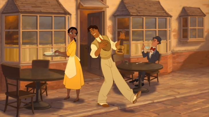 """A Princesa e o Sapo"" (2009) © Walt Disney Pictures"