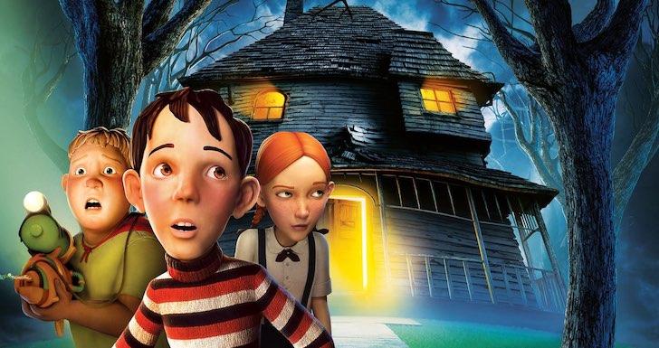 A Casa Fantasma (2005) © Columbia Pictures