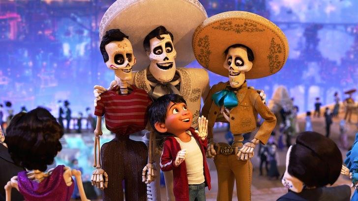 Coco (2017) © Walt Disney / Pixar