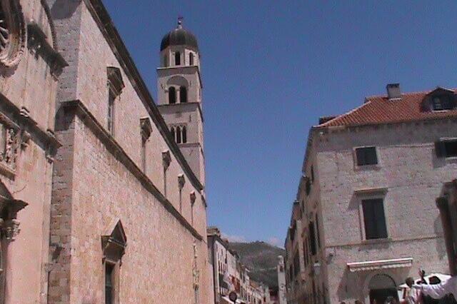 Old Town de Dubrovnik © lavidaesmara