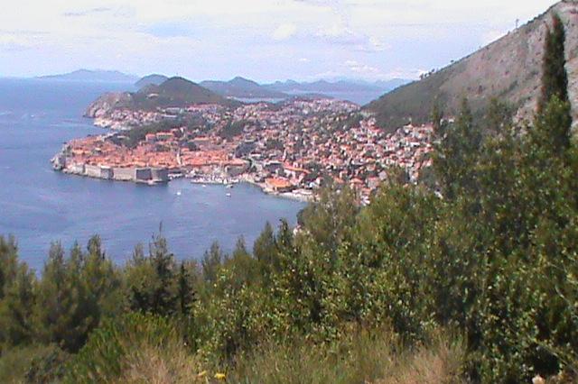 Vista sobre Dubrovnik © lavidaesmara