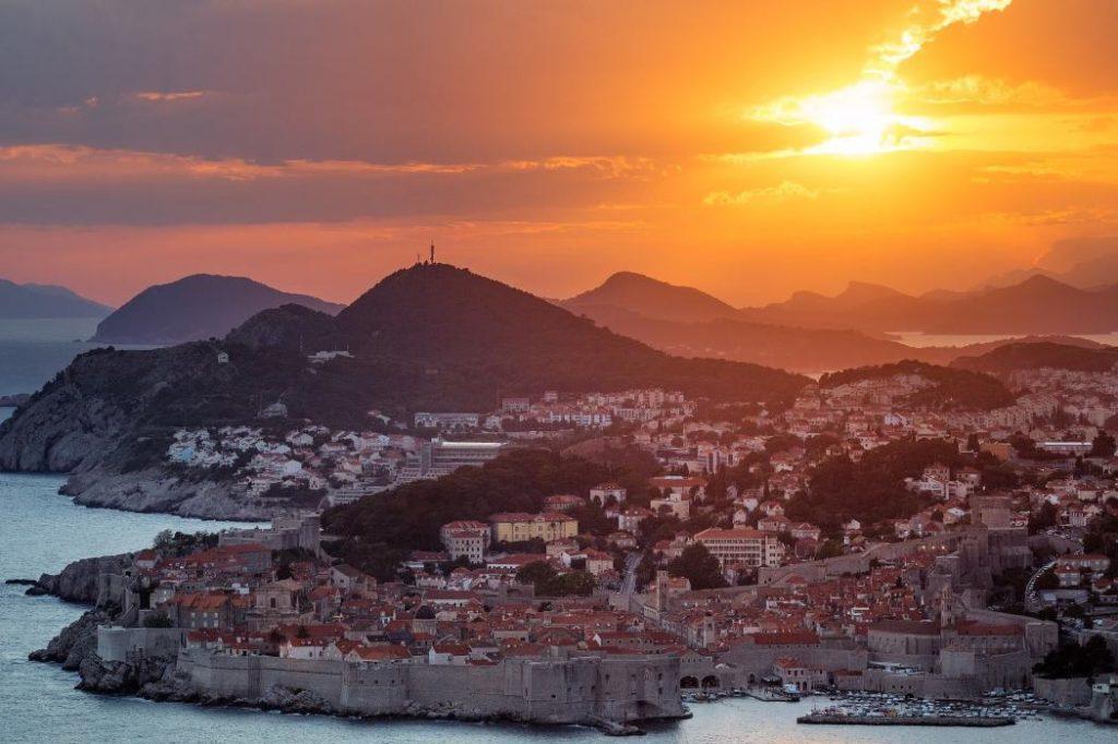 O que fazer em Dubrovnik à noite © Pixabay