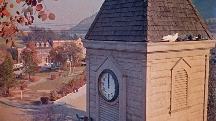 Tudo o Que o Céu Permite (1955) © Universal International Pictures