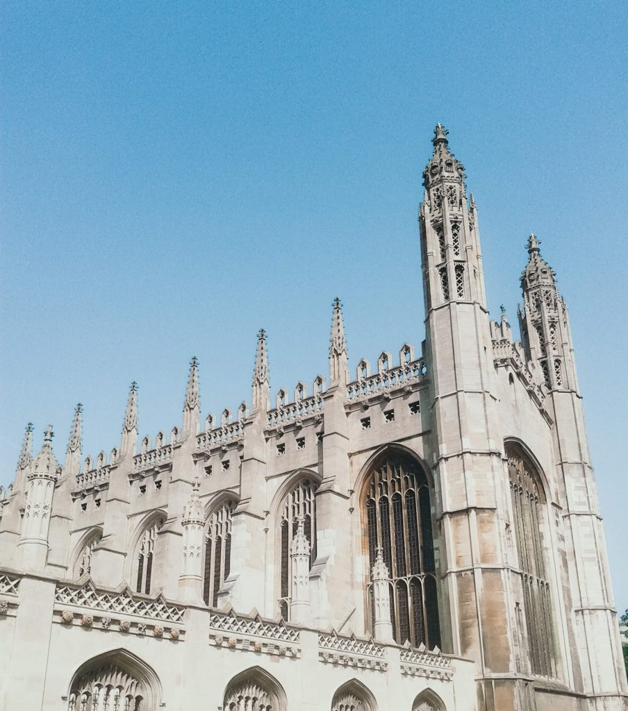 King's College Chapel © lavidaesmara