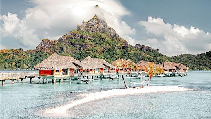 Bora Bora, Polinésia Francesa © Pixabay