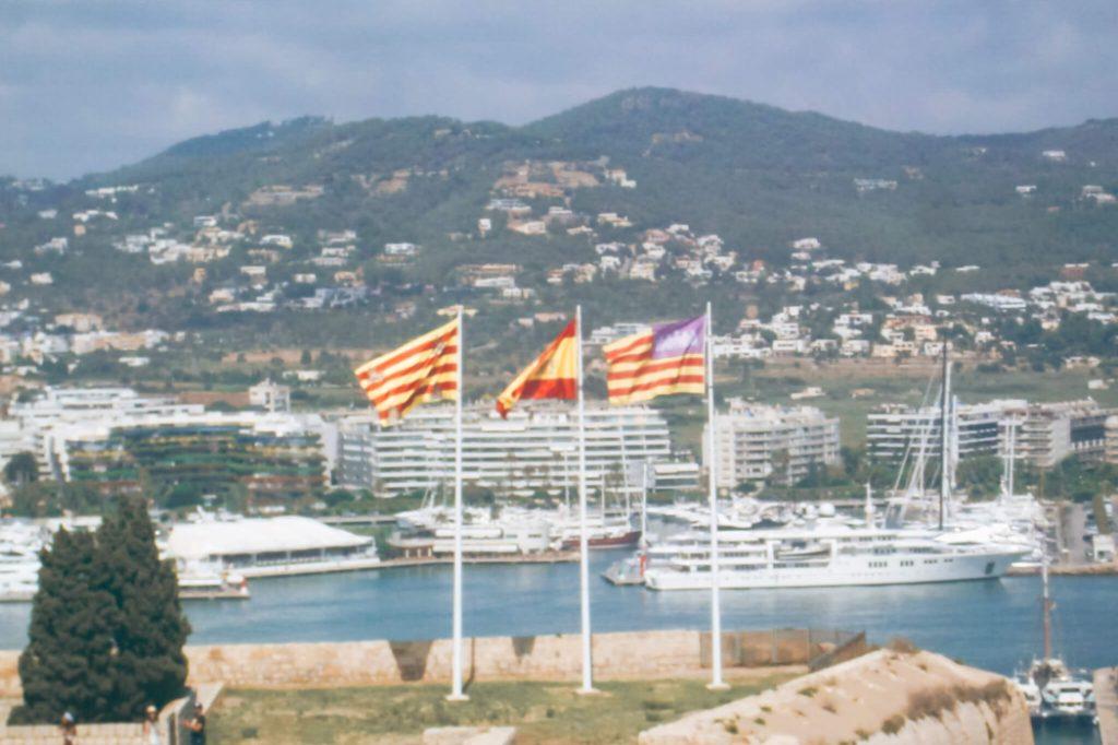 Ferry desde Ibiza para Formentera © lavidaesmara