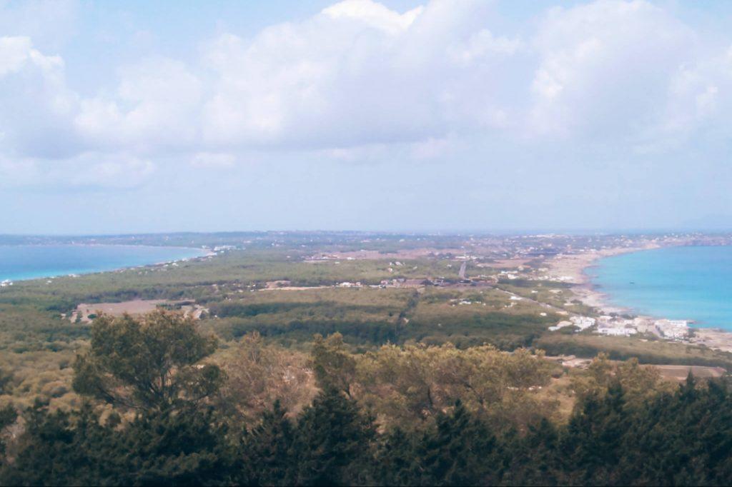 Miradouro de Formentera © lavidaesmara