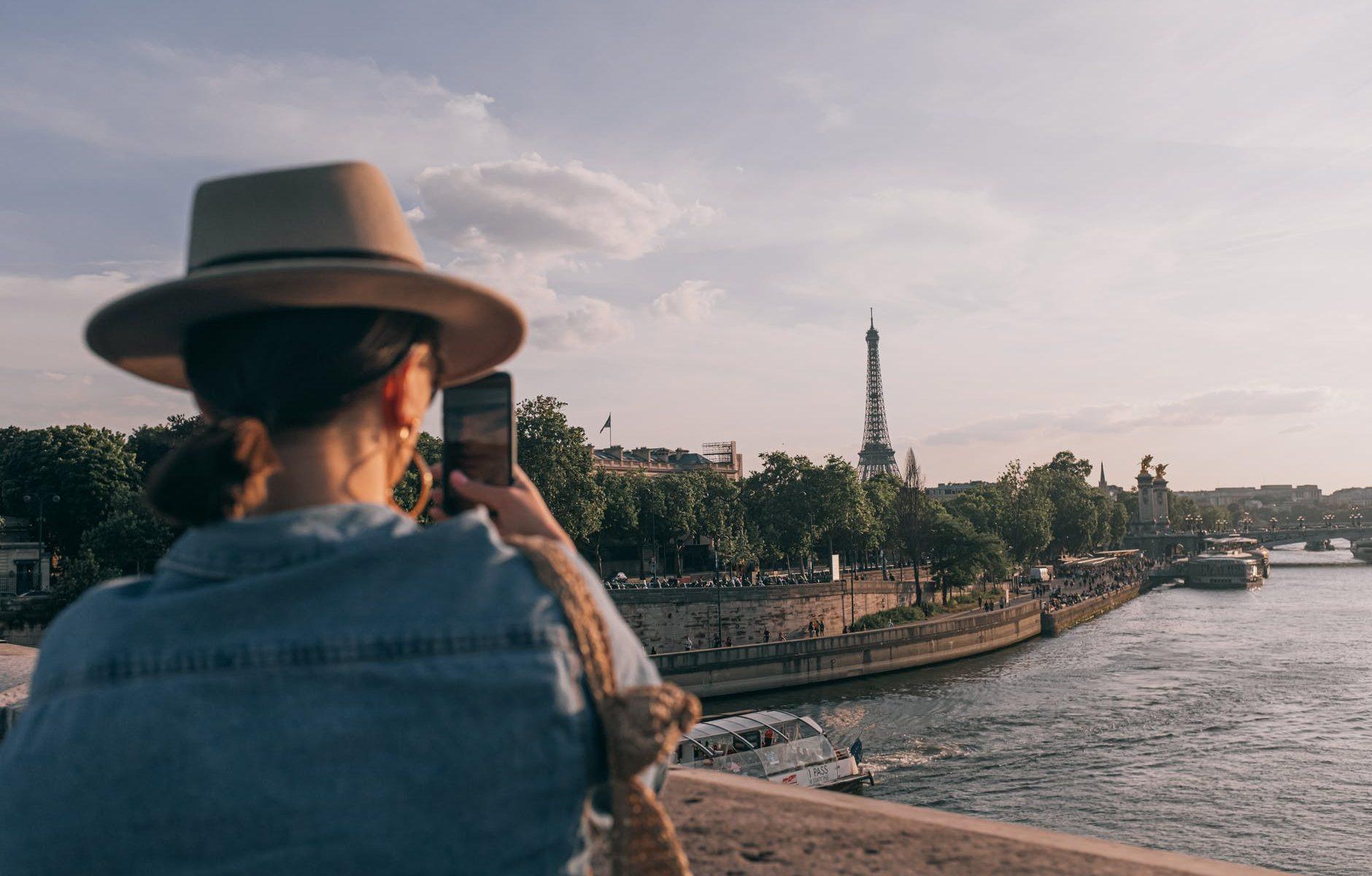 Os 5 melhores telemóveis para amantes de viagens 2020 © Pexels