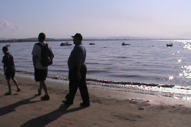 Pelas praias de Katakolon © lavidaesmara