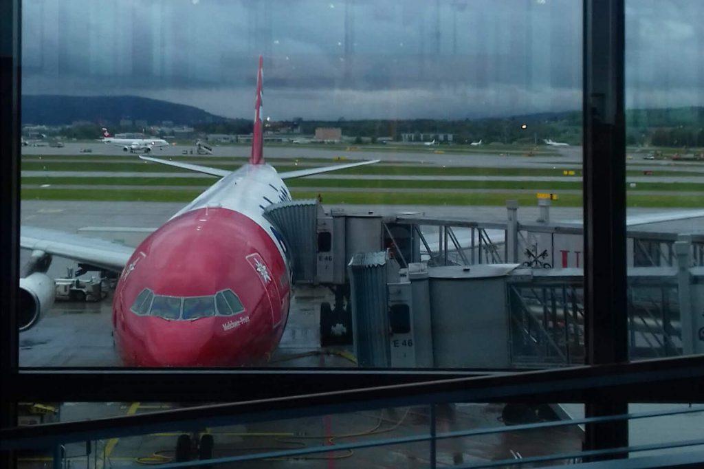 Viajar com a Edelweiss Air de Zurique a San José © lavidaesmara