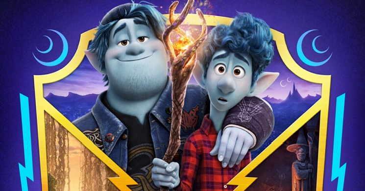 Bora Lá © Pixar / Disney