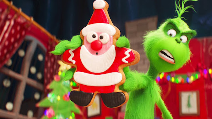 Grinch (2018) © Universal Pictures