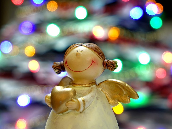 Decorações de Natal © Pixabay