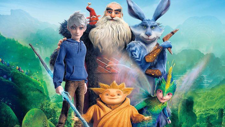 A Origem dos Guardiões (2012) © DreamWorks Animation
