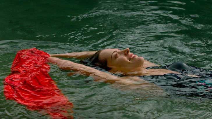 """Itsaso Arana em """"La Virgen de Agosto"""" © Los Ilusos Films"""
