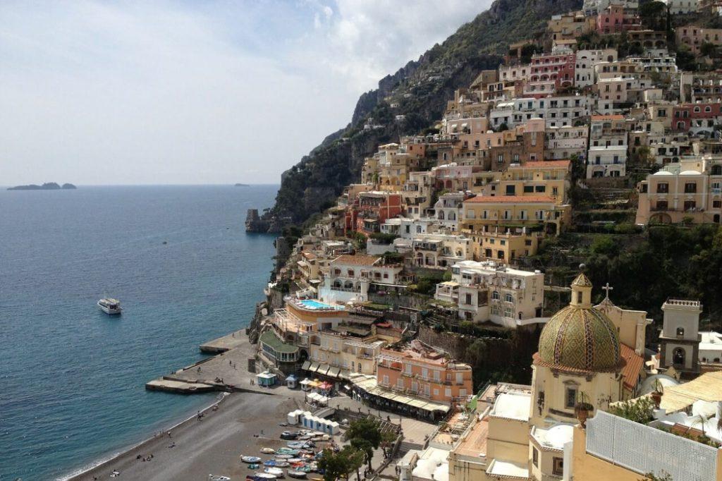 Costa Amalfitana © Pixabay