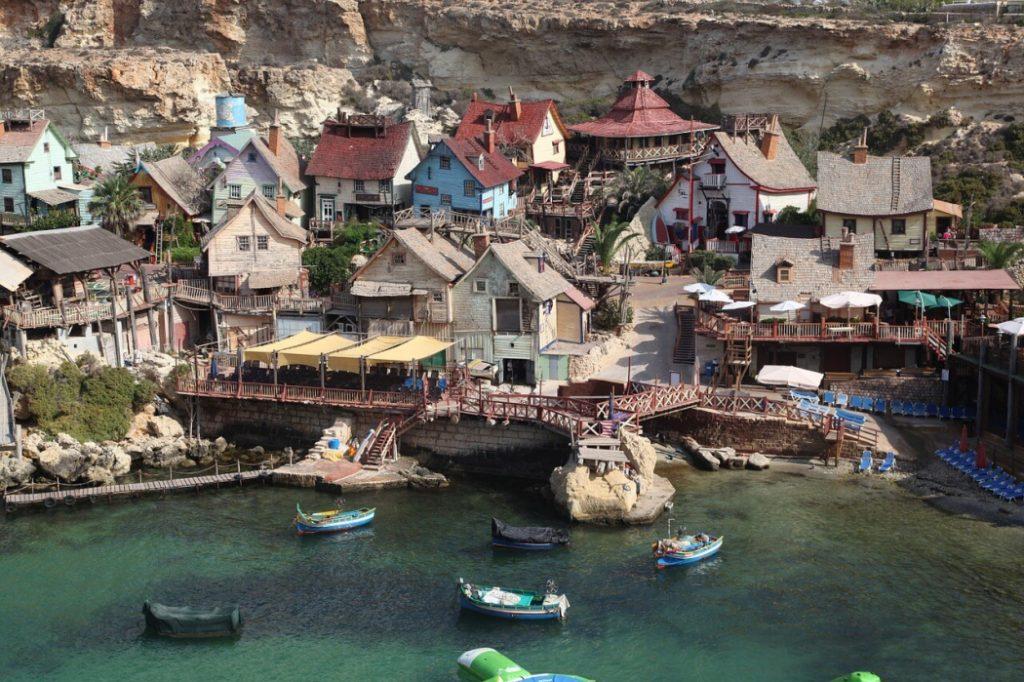 Popeye Village, Malta © Pixabay