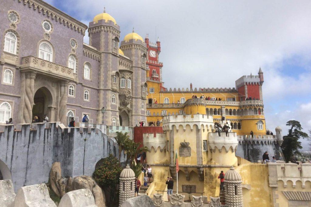 Sintra, Portugal © lavidaesmara