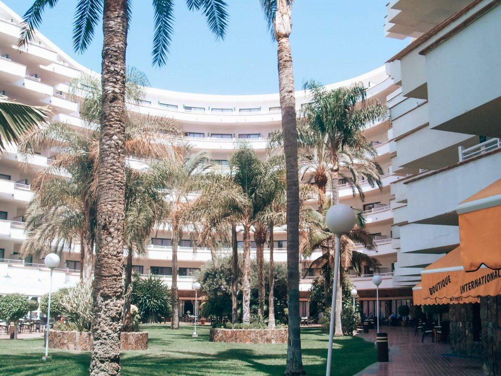 Hotel Riu Papayas em Gran Canaria © lavidaesmara