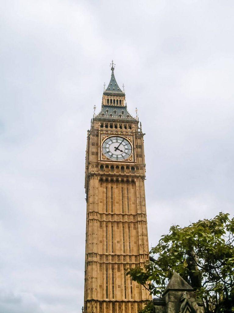 Relógios do Big Ben © lavidaesmara