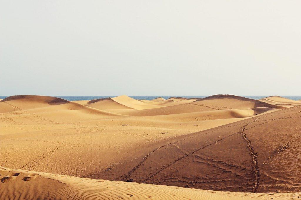 Reserva Natural Especial de las Dunas de Maspalomas © Pixabay