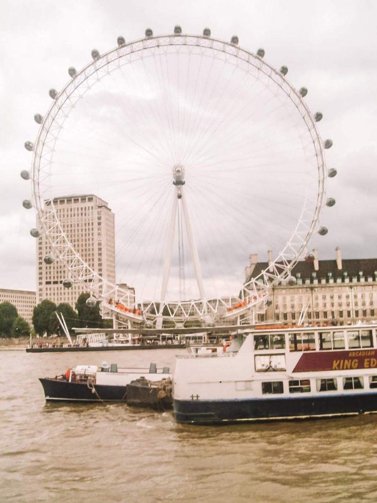 London Eye © lavidaesmara